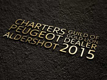 guild-of-gold-lion-award-winner-2015-charters-peugeot-of-aldershot