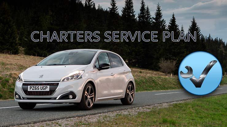 charters-peugeot-service-plan