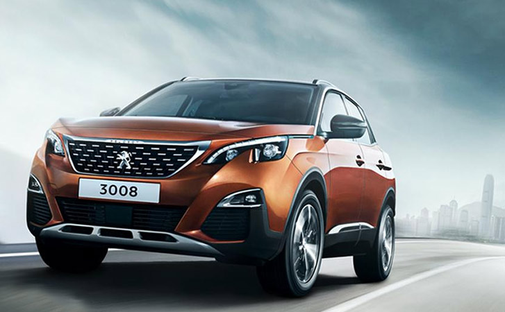 Peugeot Suv 3008 >> Offers