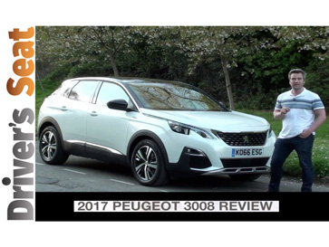driver 39 s seat reviews new peugeot 3008 suv charters peugeot. Black Bedroom Furniture Sets. Home Design Ideas