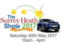 surrey-heath-show-2017-peugeot-display-frimley-lodge-park-mytchett-nwn