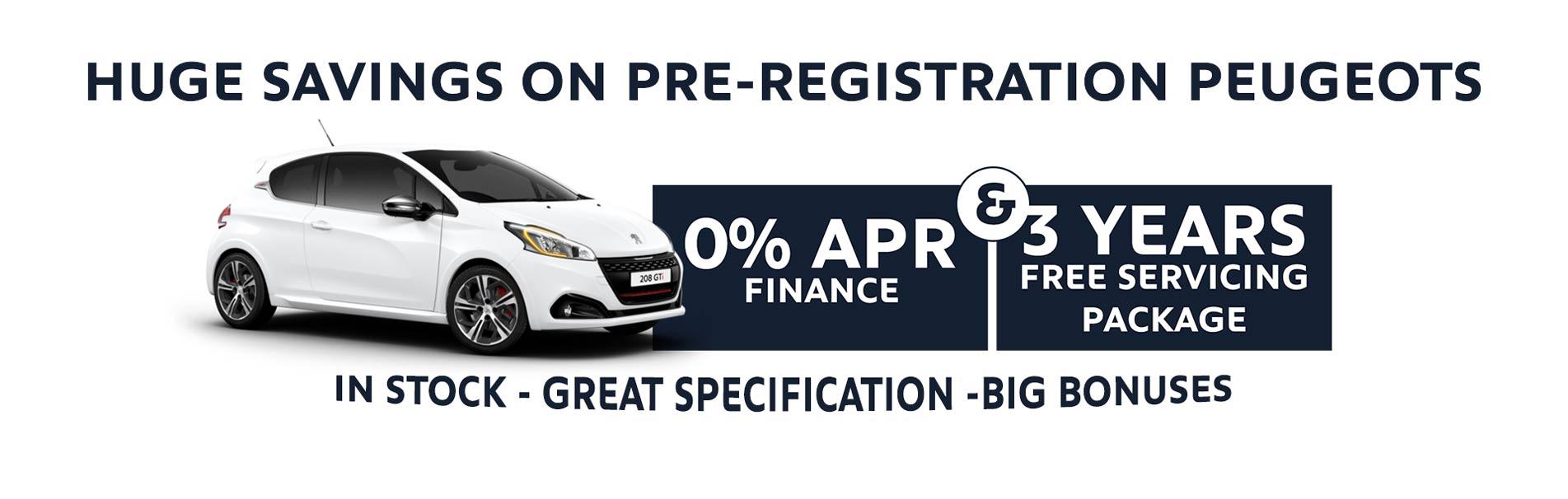 peugeot-pre-reg-car-sales-zero-percent-interest-3-years-servicing-sli