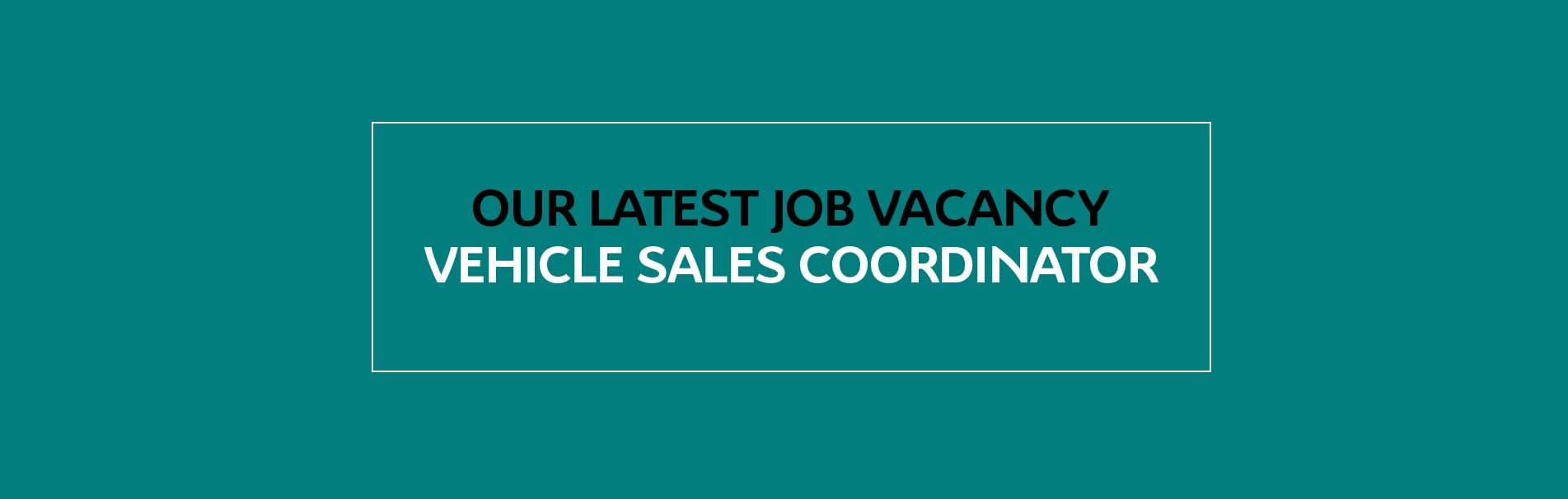 vehicle-coordinator-job-vacancy-aldershot-sli