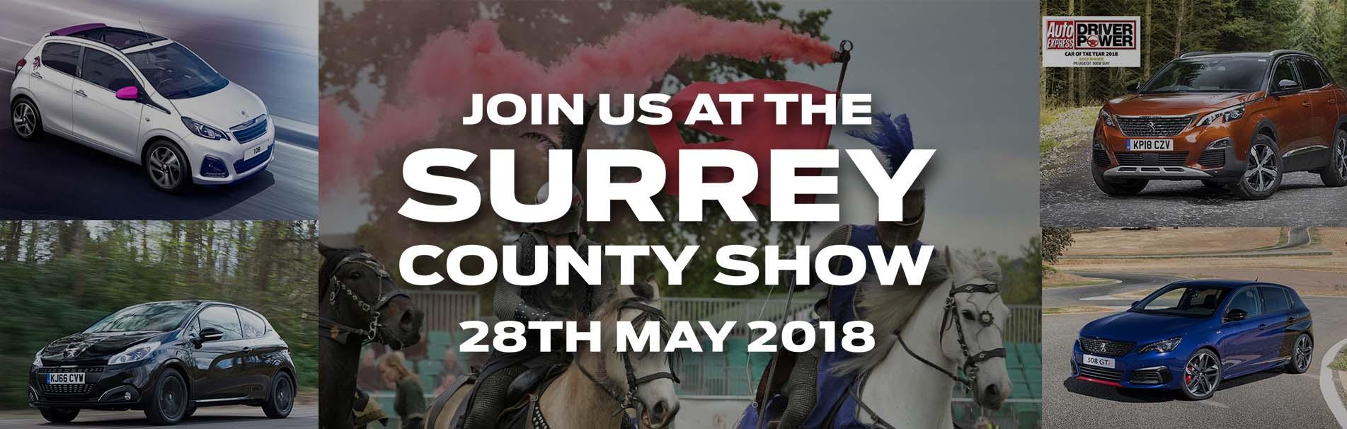 join-charters-peugeot-surrey-county-show-2018-sli