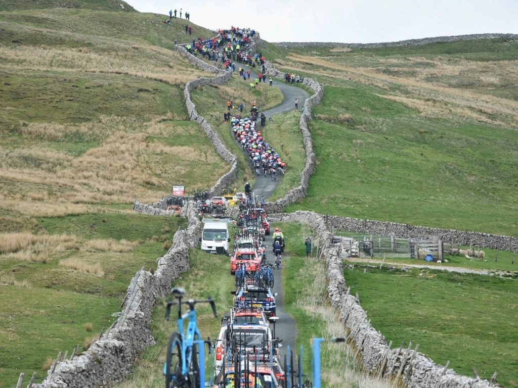 Tour de Yorkshire 2019 Hill Climb