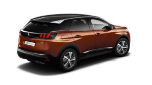 Avis Budget Group employee discount |  3008 SUV GT Line Premium 1.2L PureTech 130 S&S