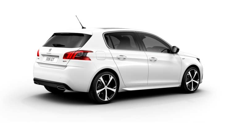 Business Contract Hire | £220 per month | 308 GT Line 1.5L BlueHDi 130 S&S