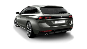 Business Contract Hire   £290 per month   New 508 SW GT Line 1.5L BlueHDi 130 S&S