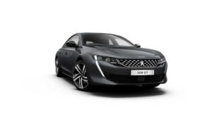 Business Contract Hire | £295 per month | New 508 GT line 1.6L PureTech 180 EAT8 S&S