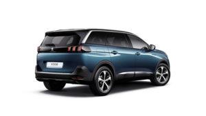 Business Contract Hire | £300 per month | 5008 SUV GT Line 1.6L PureTech 180 EAT8 S&S