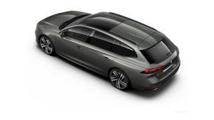 Business Contract Hire   £349 per month   New 508 SW GT 1.6L PureTech 225 EAT8 S&S