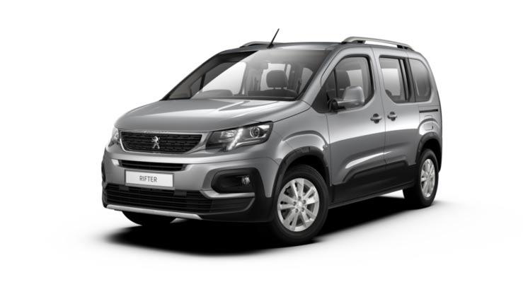 Euro Car Parts employee discount |  All-new Rifter GT Line Standard 1.5L BlueHDi 100