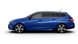 Police Federation Discount |  308 SW GT Line 1.5L BlueHDi 130 S&S