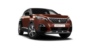 SUEZ UK employee Discount |  3008 SUV Allure 1.2L PureTech 130 EAT8 S&S