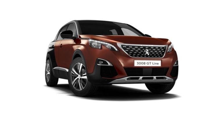SUEZ UK employee Discount |  3008 SUV GT Line Premium 1.2L PureTech 130 S&S