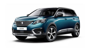 SUEZ UK employee Discount |  5008 SUV GT Line 1.5L BlueHDi 130 S&S