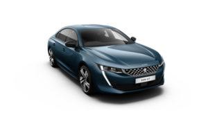 SUEZ UK employee Discount    All-new 508 GT line 2.0L BlueHDi 160 EAT8 S&S
