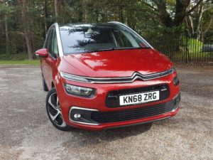Citroen Grand C4 SpaceTourer 2.0 BlueHDi Flair EAT8 (s/s) 5dr