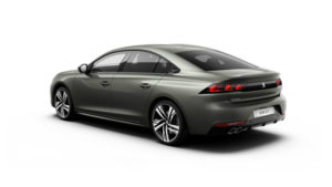 Peugeot New 508 FASTBACK GT-Line 1.5L BlueHDi 130 S&S 6-speed Motability offer £2399 advance payment