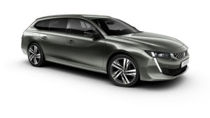 Peugeot New 508 SW Allure 1.5L BlueHDi 130 S&S 6-speed Motability offer £2199 advance payment