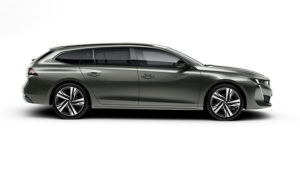 Peugeot New 508 SW GT-Line 1.5L BlueHDi 130 EAT8 S&S 8-speed Motability offer £3399 advance payment